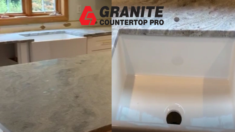 Give your kitchen or bathroom a new and bright appearance – GRANITE COUNTERTOP PRO