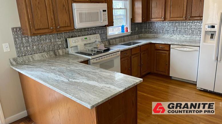 Kitchen Countertop Transformation – Granite CounterTop Pro