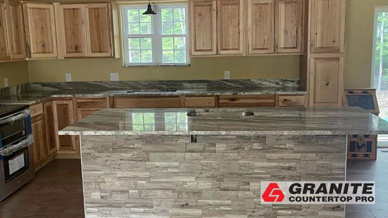Light Brown Kitchen Look – Granite Countertop Pro