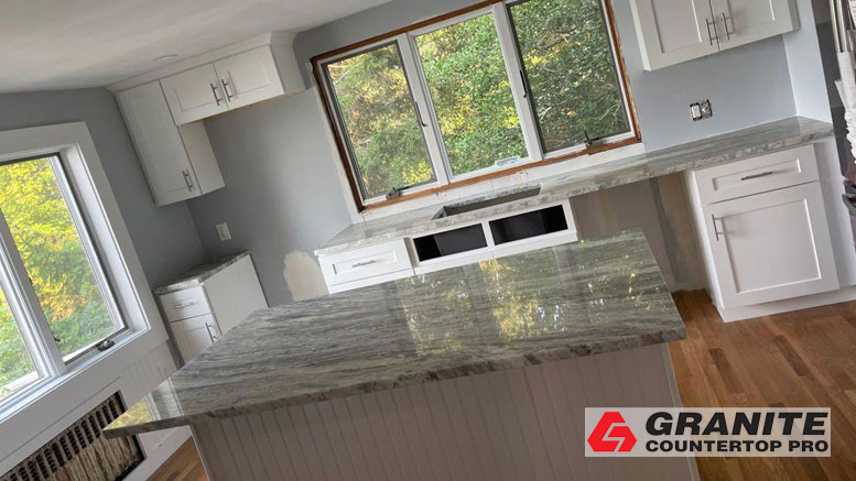 Beautiful Beige Counters – Granite Countertop Pro