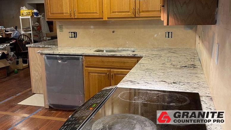 Grey and Black Countertops – Granite Countertop Pro
